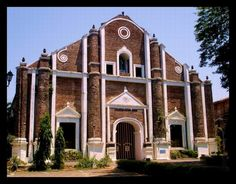 Sta. Monica Church of Batac - Sarrat, Ilocos Norte, Philippines