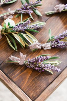 Featured Photographer: Valorie Darling Photography; Wedding boutonnieres ideas.