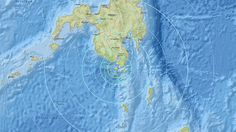 """04/28/2017 - A 6.8 earthquake has struck south of the Philippines island of Mindanao, triggering a brief warning of """"hazardous tsunami waves"""" for the country's coastlines, according to the US Geological Survey and the Pacific Tsunami Warning Center."""