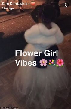 Just keep on dancing! Kim Kardashian shared a video of her daughter North West dancing excitedly to Get Lucky during a wedding reception on Friday