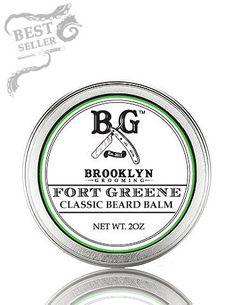Brooklyn Grooming Beard Balm - Fort Greene - 2 oz.