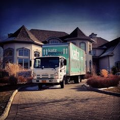 Katz Moving. No other moving service in the #NYC area can compare. Click the pin to find out why. #movedifferent