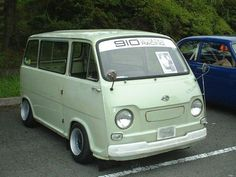Subaru Sambar van | Lowered, Stance, JDM