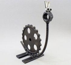scrap metal art snail - Google Search