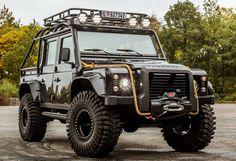 Land Rover Defender Spectre: 18 тыс изображений найдено в Яндекс.Картинках