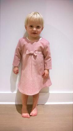 zelfgemaakte kleertjes 01 CDW - pretty in pink