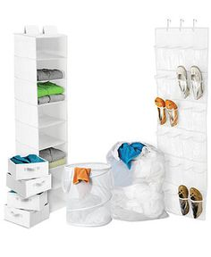 Honey Can Do Back to School Home Organization Kit, 8 Piece - Cleaning & Organizing - for the home - Macy's