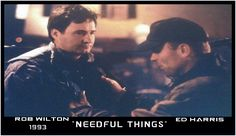 Needful Things, Stunts, Fictional Characters, Fantasy Characters