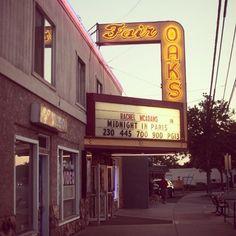 A photo of nearby Fair Oaks Theatre, Arroyo Grande CA Arroyo Grande, San Luis Obispo County, Fair Oaks, Cali Girl, Pismo Beach, California Love, Central Coast, Theatres, Organizing