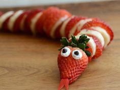 9 Fun Food Ideas for Kids - Craftfoxes