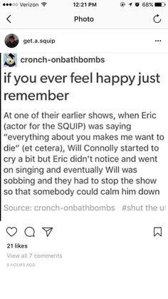 My poor boy. But on another note I relate to Will in levels. Theatre Geek, Musical Theatre, Theater, Broadway Theatre, Will Roland, Be More Chill Musical, Michael In The Bathroom, Mahal Kita, Michael Mell