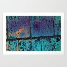 Changing The Color Of Normal Art Print by Timothy Davis - $20.00