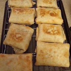 Learn how to make Baked Chicken Chimichangas. MyRecipes has 70,000+ tested recipes and videos to help you be a better cook