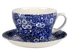 burleigh, blue calico