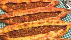 Turkish Recipes, Ratatouille, Main Dishes, Bacon, Food And Drink, Pizza, Cooking Recipes, Favorite Recipes, Breakfast