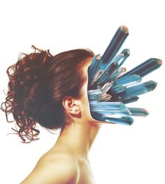 <p>You've probably seen his stuff before and noticed like me his surreal style and beautiful use of color. Between his Glitch Art, mixed media collages or stunning Double Exposure, Mike Parisell