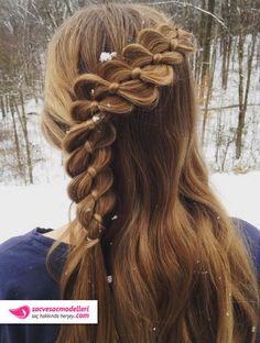 32 En Iyi Okul Saç Modelleri Görüntüsü Girl Hairstyles Girls