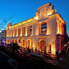 photo: @clubvivanova . The magnificent Palais de la Méditerranée by night. It is the only hotel from Nice that has a Casino. #vsco2016 #ifeelniceinnice #traveladdict  #frenchriviera #wandertheworld #travelgram #travelphotography #wanderluster #nicetourisme  #villedenice #cotedazur #nicefrance #vscobest #favot  #breakfast #vscobreakfast  #nissalabella #ilovefrance #frenchriviera  #takemehere #morning #nice06 #love  #france  #view #vsco #vscocam #vscobest #simplebeyond #rent #vizitcotedazur by…