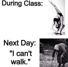 Just ballet!