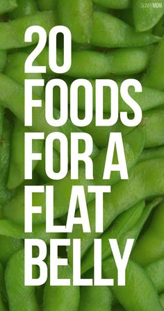 20 healthy foods for a slim waist!
