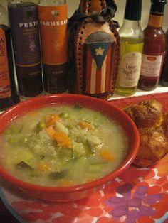 Sopa de Vegetales con Quinoa