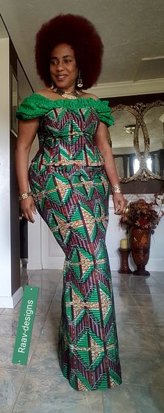 African Dresses For Kids, African Fashion Ankara, Latest African Fashion Dresses, African Dresses For Women, African Attire, African Fashion Traditional, African Print Dress Designs, Fashion Women, Globe