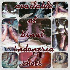 binal indonesia shoes