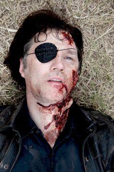 Governor FINALLY DEAD! HAHA!