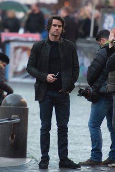 Dylan O'Brien as Mitch Rapp 💗💗💗 Assassin Dylan O'brien, Dylan Thomas, Meninos Teen Wolf, Sterek, Stydia, Mitch Rapp, Movie Teaser, Teen Wolf Stiles, Boyfriends