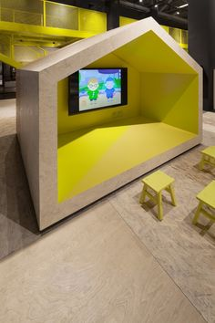 Kids Museum Of Glass  / Coordination Asia