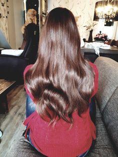 #hair #shine #hairdo #new #brunette #brown