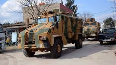 Turki tambah persenjataan untuk FSA  kendaraan militer untuk operasi Eupherat Shield (Orient News)  Kereta yang membawa persenjataan dan kendaraan militer bagi pejuang oposisi Suriah dan tentara Turki telah masuk ke provinsi Gaziantep pada Senin (27/2) menurut sumber militer. Sumber mengatakan kendaraan itu akan digunakan untuk Operasi Euphrate Shield di Suriah utara sekitar kota al-Bab. Pasukan keamanan berjaga di kedua stasiun dan sepanjang rute kereta pembawa peralatan militer. Operasi…