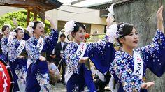 盛岡さんさ踊り Morioka Sansa Odori Festival
