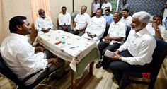 Five YSR Congress MPs to resign on Friday, sit on hunger strike - Social News XYZ