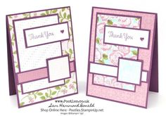 Stampin' Up! Demonstrator Pootles – Lots and Lots of Layered Cards Card Making Tutorials, Card Making Techniques, Making Ideas, Email Cards, Birthday Cards For Women, Making Greeting Cards, Paper Cards, Men's Cards, Scrapbook Cards