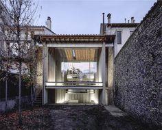Selected Works: Rafael Aranda, Carme Pigem and Ramon Vilalta   The Pritzker Architecture Prize