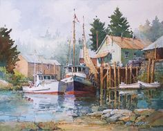 Ian Ramsay - Artists - Trailside Galleries