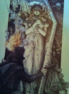 anne Yvonne gilbert - dracula