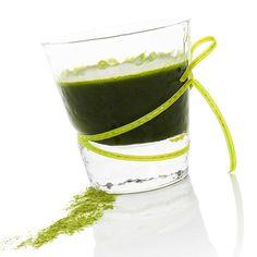 Chlorella juice