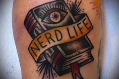 36 Tattoos Every Book Lover Needs In Their Life