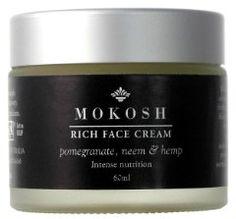 Mokosh organic and fair trade skin care - Rich Face Cream (60ml)