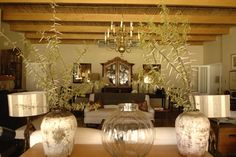 Explore our gallery of photos of one of South Africa's best-kept secrets - the beautiful Samara Private Game Reserve in the Great Karoo. Farmhouse, Houses, Table Decorations, Furniture, Home Decor, Homes, Decoration Home, Room Decor, Home Furnishings