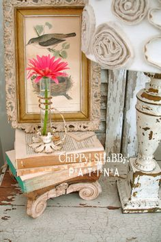 ChiPPy! - SHaBBy! Vintage items with a natural PaTiNa...