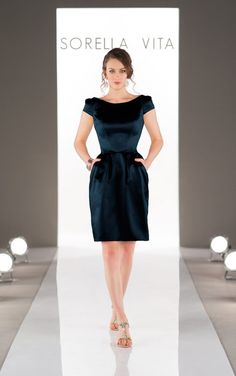 Sorella Vita Bridesmaid Dress Style 8562