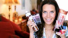 3 Must-Watch YouTube Beauty Vloggers : LAURA VITALE // 1. Claire Marshall (heyclaire) // 2. Tati Westbrook (GlamLifeGuru) // 3. Estée Lalonde (Essie Button)