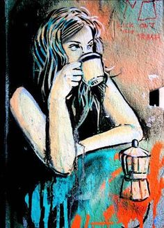 Street art by Italian artist Alice Pasquini (Photo by Urban Artefakte)