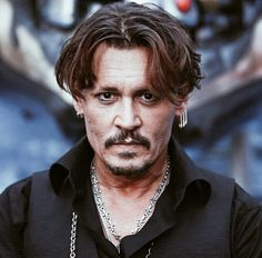 Starting to show our age a little ..... Johnny Depp