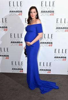 Liv Tyler in Stella McCartney at the Elle Style Awards. Photo: Anthony Harvey/Getty Images.