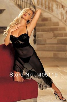 04310cf234 Black Sheer Irregular Sexy Lingerie make you live the luxe life