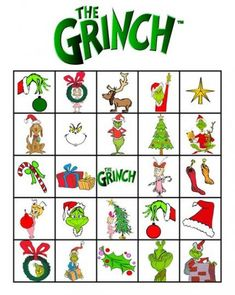 67 Ideas grinch christmas party games free printable for 2019 party games 103371753935279303 Free Christmas Games, Grinch Christmas Decorations, Printable Christmas Games, Grinch Party, Le Grinch, School Christmas Party, Grinch Christmas Party, Kids Christmas, Xmas Party